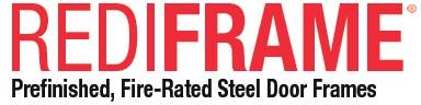 Rediframe - Prefinished Steel Door Frames