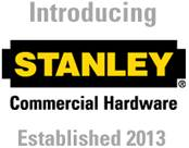 Stanley Commercial Door Hardware
